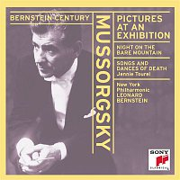 Leonard Bernstein, Modest Petrovich Mussorgsky, New York Philharmonic Orchestra – Mussorgsky: Pictures at an Exhibition; St. John's Night on the Bare Mountain; Songs and Dances of Death