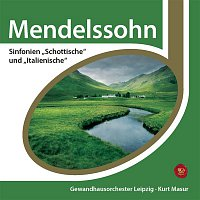Kurt Masur – Mendelssohn: Sinfonien Nr. 3 & 4