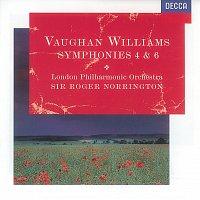 London Philharmonic Orchestra, Roger Norrington – Vaughan Williams: Symphonies Nos.4 & 6