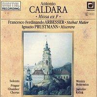 Musica Bohemica/Jaroslav Krček – Caldara: Missa ex F, Arbesser: Stabat Mater, Prustmann: Miserere