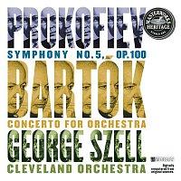George Szell, Béla Bartók, The Cleveland Orchestra – Prokofiev:  Symphony No. 5 and Bartók:  Concerto for Orchestra