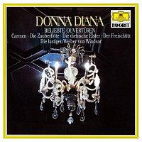 Různí interpreti – Donna Diana - Beliebte Ouverturen