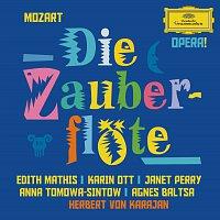 José van Dam, Karin Ott, Edith Mathis, Francisco Araiza, Berliner Philharmoniker – Mozart, W.A.: Die Zauberflote