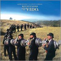 Přední strana obalu CD Bienvenido A La Vida