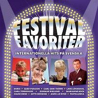 Blandade Artister – Festivalfavoriter (Utlandska Hits Pa Svenska)