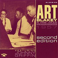 Art Blakey & The Jazz Messengers, Johnny Griffin – 1957 Second Edition