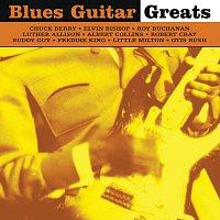 Různí interpreti – Blues Guitar Greats