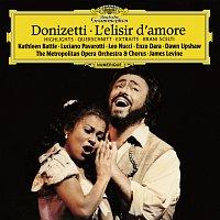 Kathleen Battle, Dawn Upshaw, Luciano Pavarotti, Leo Nucci, Enzo Dara – Donizetti:L'elisir d'amore - Highlights