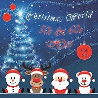 Přední strana obalu CD Christmas World 50s & 60s Hits Vol. 35