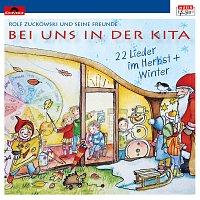 Přední strana obalu CD Bei uns in der Kita - 22 Lieder im Herbst + Winter