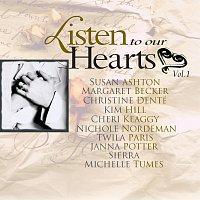 Přední strana obalu CD Listen To Our Hearts