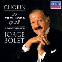 Jorge Bolet – Chopin: 24 Preludes; Nocturnes