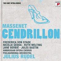 Philharmonia Orchestra, Jules Massenet, Julius Rudel – Massenet: Cendrillon - The Sony Opera House