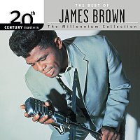 Přední strana obalu CD 20th Century Masters: The Millennium Collection: The Best of James Brown