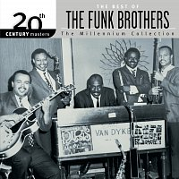 Přední strana obalu CD 20th Century Masters The Millennium Collection The Best Of The Funk Brothers