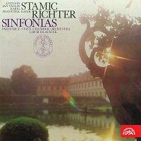 Komorní filharmonie Pardubice, Libor Hlaváček – Sinfonie (Antonín, Jan Václav a Carl Stamicové, F.X.Richter)
