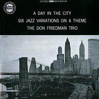 Přední strana obalu CD A Day In The City