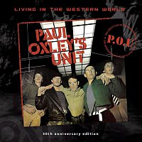 Přední strana obalu CD Living In The Western World - 30th Anniversary Edition