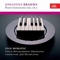 Ivan Moravec, Česká filharmonie, Jiří Bělohlávek – Brahms: Koncert pro klavír a orchestr č. 1 a č. 2