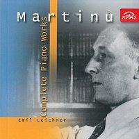 Emil Leichner – Martinů: Klavírní dílo