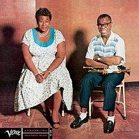 Přední strana obalu CD Ella and Louis