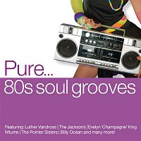 Various – Pure... '80s Soul Grooves
