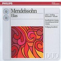 Přední strana obalu CD Mendelssohn: Elias
