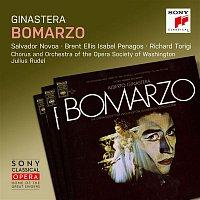 Julius Rudel, Alberto Ginastera, Orchestra of the Opera Society of Washington – Ginastera: Bomarzo, Op. 34