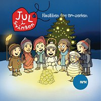 Přední strana obalu CD Jul i svingen