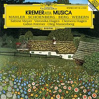 Přední strana obalu CD Kremerata Musica - Mahler / Schonberg / Berg / Webern