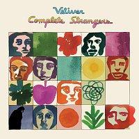 Přední strana obalu CD Complete Strangers