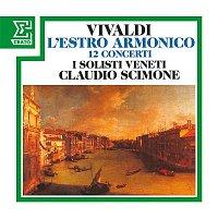 Claudio Scimone – Vivaldi: L'estro armonico, Op. 3