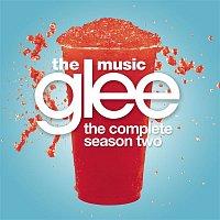 Přední strana obalu CD Glee: The Music, The Complete Season Two