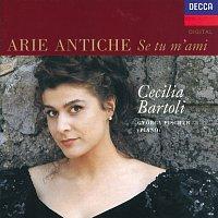 Cecilia Bartoli, Gyorgy Fischer – Cecilia Bartoli - Arie Antiche: Se tu m'ami