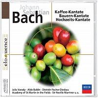 Různí interpreti – J. S. Bach: Kaffee-Kantate, Bauern-Kantate, Hochzeits-Kantate