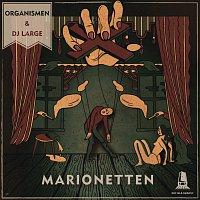 Přední strana obalu CD Marionetten (EP)