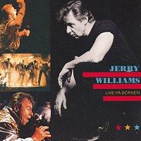 Přední strana obalu CD Jerry Williams Live pa Borsen