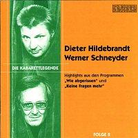 Dieter Hildebrandt – Kabarettlegende - Wie abgerissen - Keine Fragen mehr