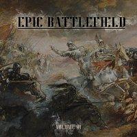 Přední strana obalu CD Epic Battlefield, Vol. 1