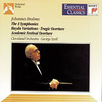 George Szell, The Cleveland Orchestra, Johannes Brahms – Brahms: Symphony No. 1, Variations on a Theme by Haydn & Five Hungarian Dances, Symphonies Nos. 2 & 3 and  Symhony No. 4