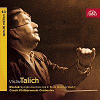 Talich Special Edition 13. Dvořák: Symfonie č. 8 a 9