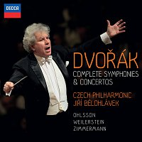 Garrick Ohlsson, Alisa Weilerstein, Frank Peter Zimmermann, Czech Philharmonic – Dvorák: Complete Symphonies & Concertos