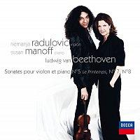 Nemanja Radulovic, Susan Manoff – Beethoven - Sonates Pour Violon Et Piano N°5, 7 Et 8