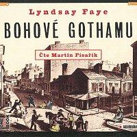 Martin Písařík – Bohové Gothamu (MP3-CD)