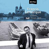 Přední strana obalu CD Heritage - A Paris - Polydor (1949-1955)