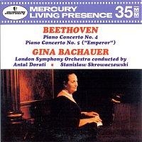 Gina Bachauer, London Symphony Orchestra, Stanislaw Skrowaczewski, Antal Dorati – Beethoven: Piano Concertos Nos. 4 & 5