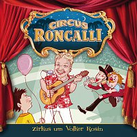 Přední strana obalu CD 01: Zirkus um Volker Rosin