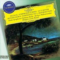 Berliner Philharmoniker, Radio-Symphonie-Orchester Berlin, Lorin Maazel – Franck: Symphony in D minor / Mendelssohn: Symphony No.5