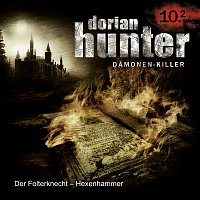 Přední strana obalu CD 10.2: Der Folterknecht - Hexenhammer