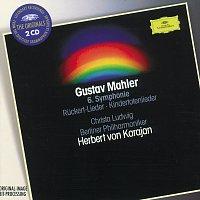 Berliner Philharmoniker, Herbert von Karajan – Mahler: Symphony No.6 in A minor; Ruckert-Lieder; Kindertotenlieder